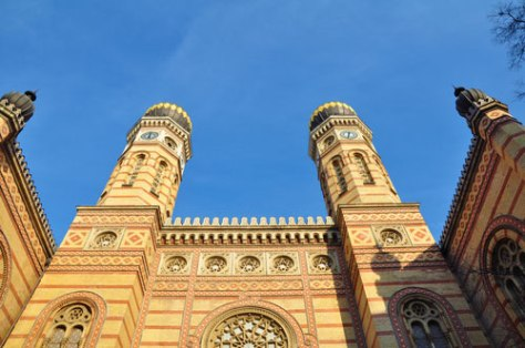 budapest-synagogue